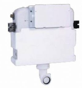 Easi-Plan Plastic Concealed CISTERN SHELL ONLY 0.82m EPWC-25-1005